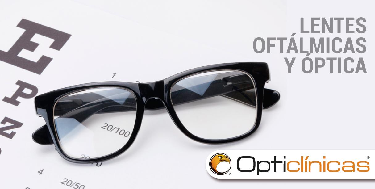 c7bab168b5 Lentes oftálmicas y óptica para corrección visual de defectos ...